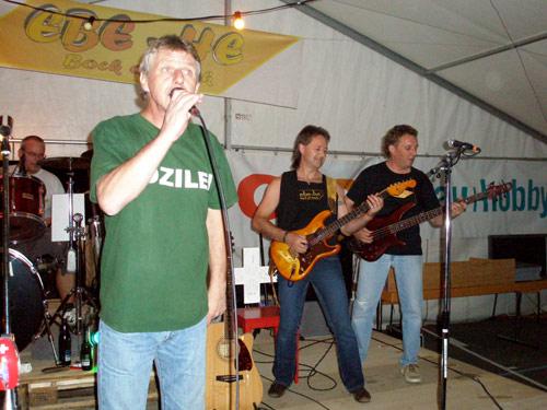 Konzert in Uezwil / Juni 2010